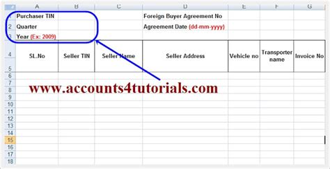 Letter Of Credit Utilisation Fill H Form Utilisation Excel File Telangana Sales Tax Accounting Taxation