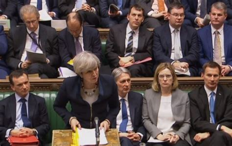 conservative front bench the forthcoming demise of the conservative minority