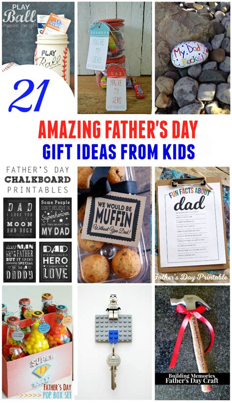 day gifts from 21 amazing fathers day gifts from