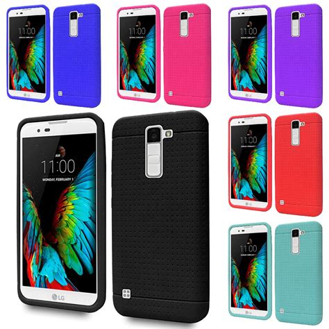 Silicon Casing Softcase Line Lg K10 soft silicone slim gel rubber skin phone cover for lg k10 premier lte ebay