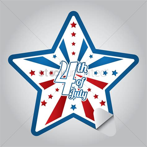 Fourth Of July Stickers