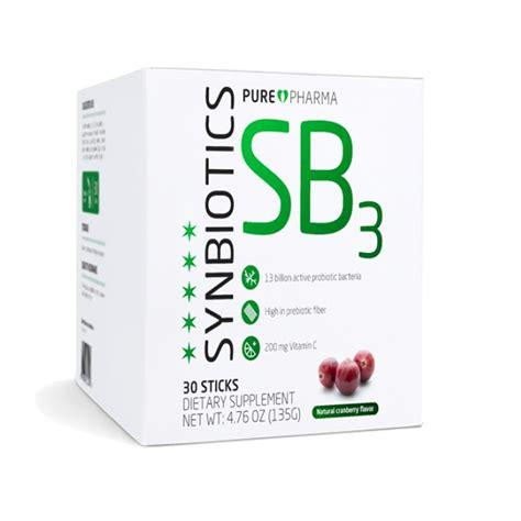 Sb Synbiotics Detox Drink by Synbiotics Sb3 Purepharma D8 Fitness D8 Fitness