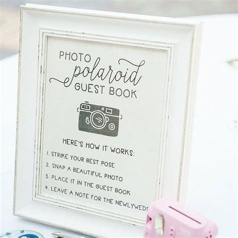 va 25 polaroid book best 25 polaroid guest books ideas on photo guest book polaroid wedding and guest