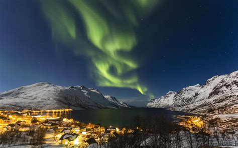 The Best Places To See The Northern Lights In February