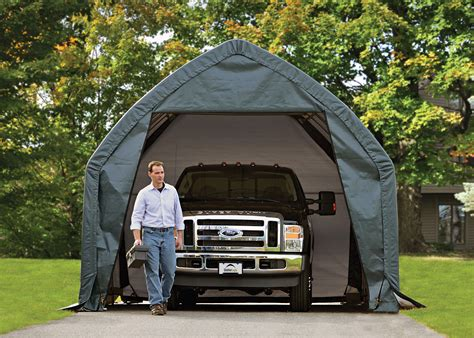 popup cer awning portable car garage shelters the best portable carport