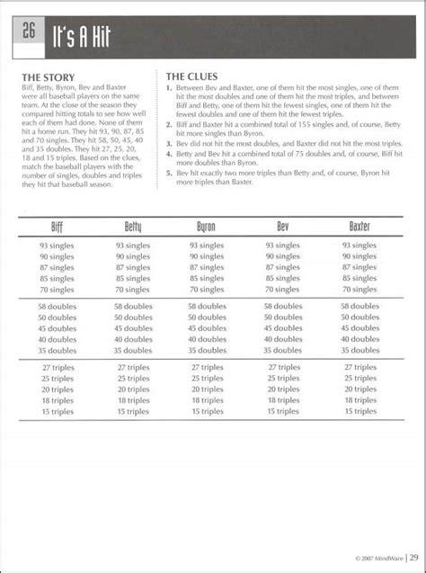 mindware printable logic puzzles math perplexors level b 017823 details rainbow