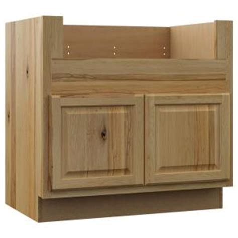 Kitchen Sink Base Cabinet Home Depot by Hton Bay Hton Assembled 36x34 5x24 In Farmhouse