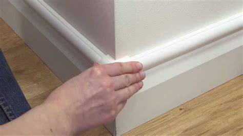 baseboard cable cover d line cable cover above baseboards skirting intro clip