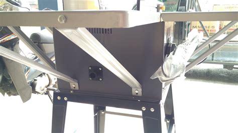 Mesin Gergaji Circular Meja jual aldo mj10250 table saw 10 inch mesin gergaji circular