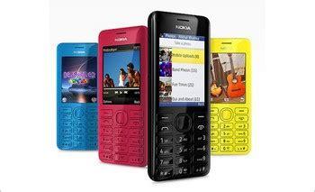 Hp Nokia Asha 205 Hp Nokia Asha 205 nokia luncurkan duo asha murah rp 600 ribuan kabar berita artikel gossip wowkeren