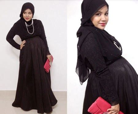 D54 20 Dress Gamis Lengan Pendek Sifon Abu Hitam Garis Lipit koleksi baju trendi dan nyaman ide model busana