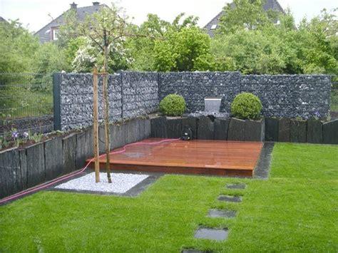 Gartenbeet Modern by Garten Anlegen Mit Steinen Gartengestaltung Ideen Modern
