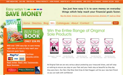 Easy Ways To Win Money - original sole heel protection and shoe grips