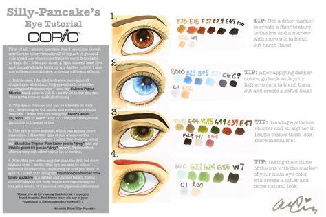 sketchbook copic tutorial copic marker eye tutorial by amandaelise on deviantart