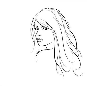 templates for drawing faces easy drawing 21 free pdf jpg format download free