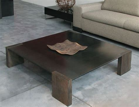 1000 ideas about table basse acier on