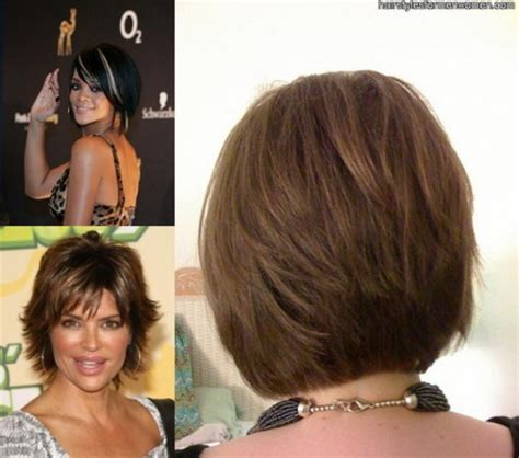 want to see back of stacked wedge haircut short stacked haircuts for women