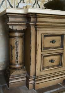 distressed wood bathroom cabinet sloan chalk paint idea for my kitchen cabinets diy