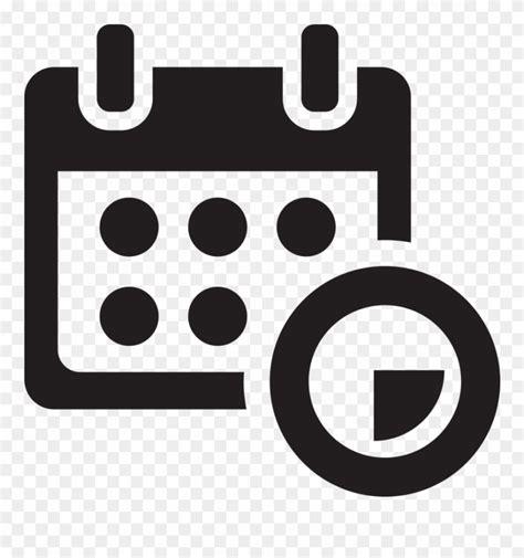 clipart calendario iconest calendario y reloj png clipart 1949728