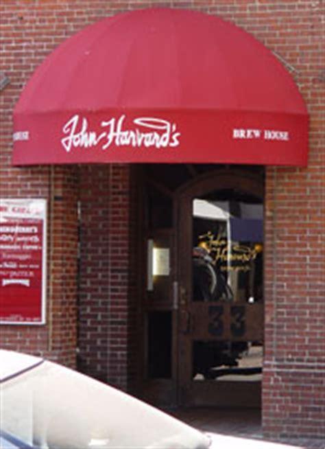 john harvards brew house boston restaurants basement