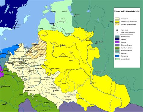 the ottoman empire location history of poland during the jagiellon dynasty