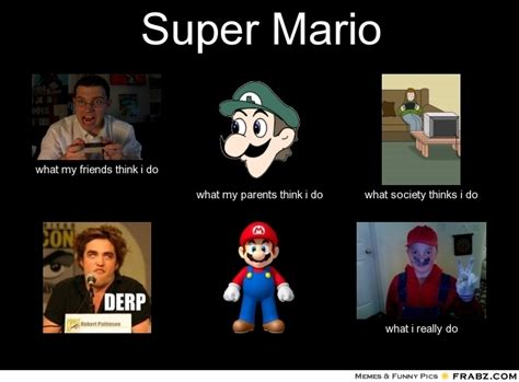 Super Mario Memes - super mario meme generator what i do