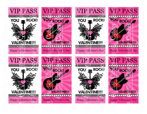 vip pass invitation template cupcake cutiees vip pass craft card diy