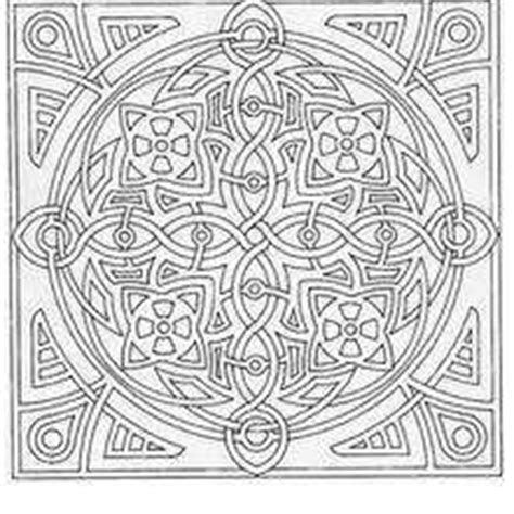 coloring books for grown ups celtic mandala coloring pages dibujos para colorear mandala hilo y nudos es hellokids
