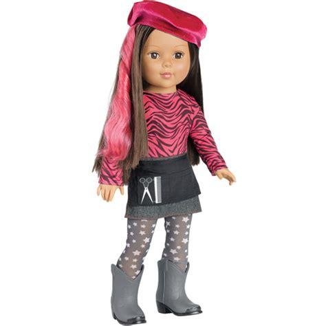 american girl doll hair dresser my life as hair stylist doll latin 27 97