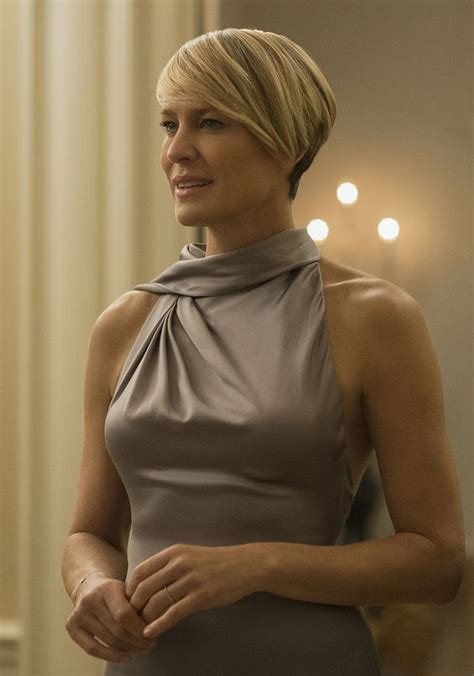 robin wright haircut house of cards pinterest the world s catalog of ideas