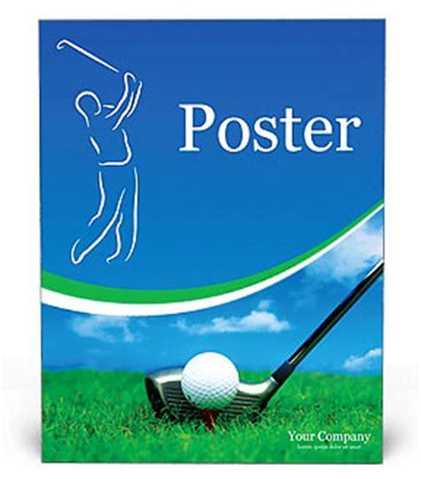 golf flyer template beautiful template design ideas