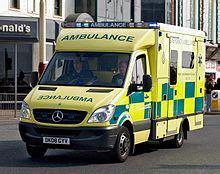 north west ambulance service wikipedia