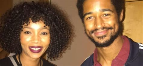 azania ndoros hairstyles snap azania mosaka hangs with how to get away with murder