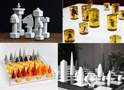 chess designs 15 creative and chess set designs design swan