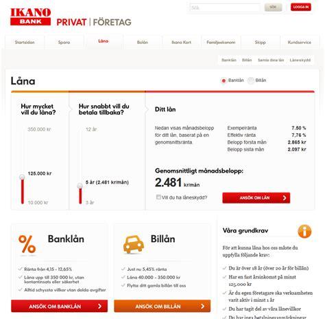 ikano bank kredit ikano bank kredit forex vps