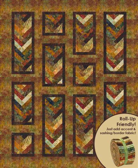 Braid Quilt Free Pattern by Autumn Braid Designer Pattern Robert Kaufman Fabric Company