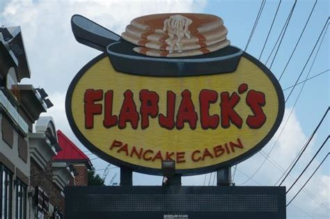 Flapjacks Pancake Cabin by Flapjack S Pancake Cabin Pigeon Forge Tn Picture Of