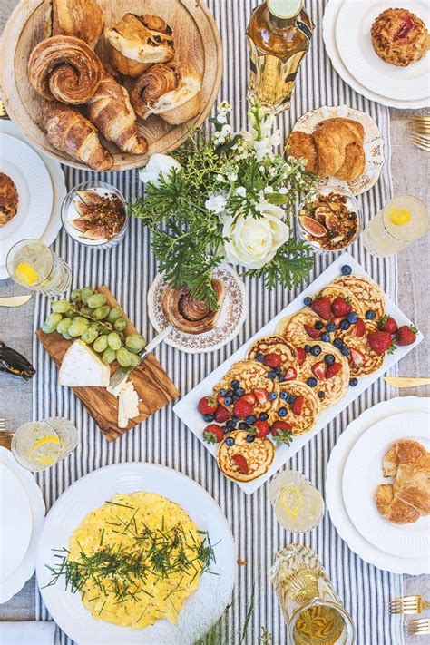 brunch table 25 best ideas about brunch table on pinterest brunch