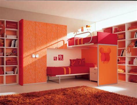 kinderzimmer ideen rot kinderzimmer rot orange ihr traumhaus ideen