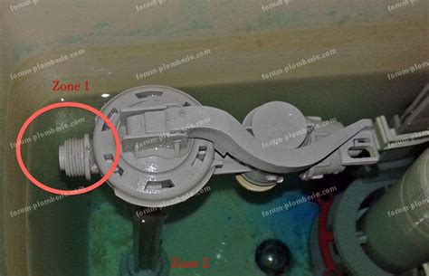forum plomberie conseils r 233 parer fuite robinet flotteur