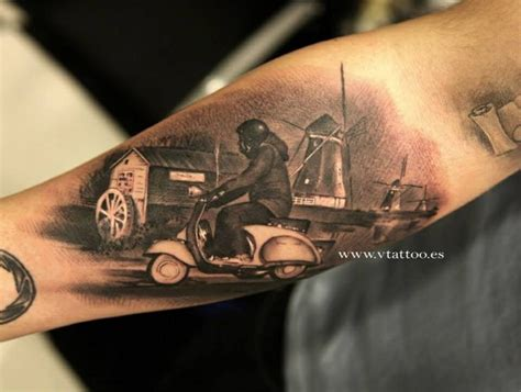 35 best scooter tatoos images on