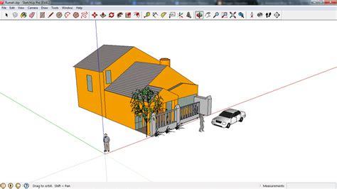 fungsi layout sketchup design grafis dengan sketchup daywalker