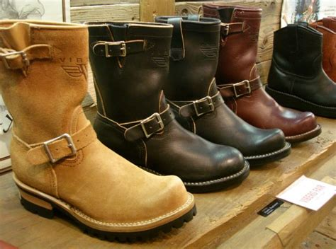 engineer style motorcycle boots best 25 engineer boots ideas on pinterest red wing