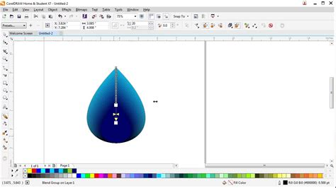 coreldraw tutorial for beginners broken heart logo tutorial corel draw b 193 sico