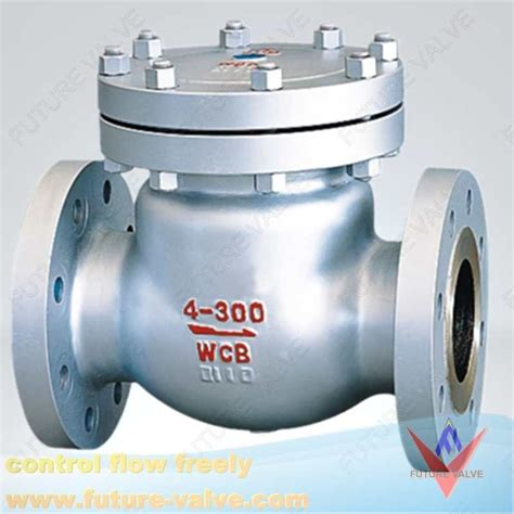 Flanged Swing Check Valve Bs 1868 4 Inch Future Valve