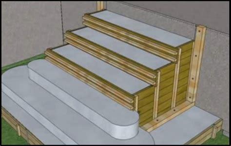 Comment Faire Un Escalier En Beton 4740 by Tr 232 S Bien Fait Voici Comment Construire Un Escalier En