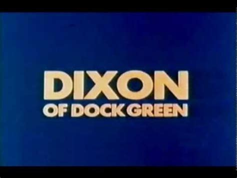theme music dixon of dock green dixon of dock green 1970s theme youtube