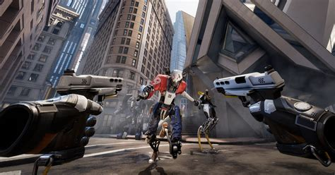 Virtual Home Design Free Game Epic S Vr Shooter Bullet Train Is Now The Wacky Robo