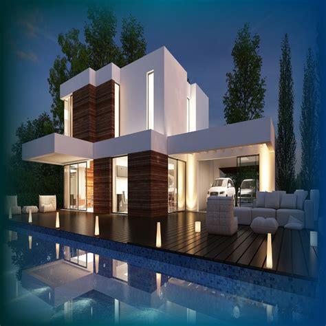 mondo casa casas rectangulares modernas arquitectura hogar