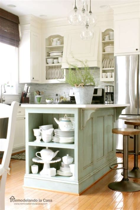 Farmhouse Kitchen Island Ideas 1000 Ideas About Build Kitchen Island On Chic Decor Kitchen Islands And